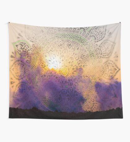 Ocean Splash Wall Tapestry