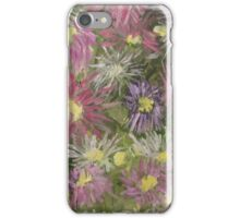 Fireworks Flowers iPhone Case/Skin