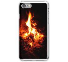 fire work iPhone Case/Skin