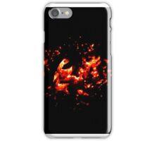 fire works #2 iPhone Case/Skin