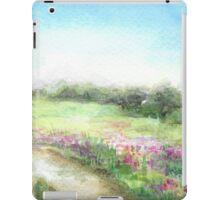Willow-herb iPad Case/Skin