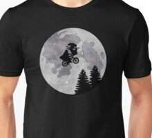 Xenomorph ET Moon Ride Unisex T-Shirt