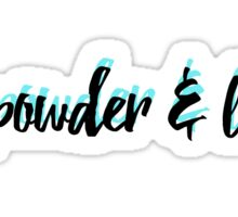 Gunpowder and Lead Sticker