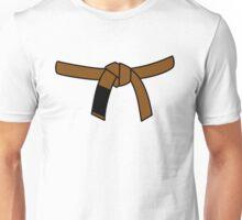 Brazilian Jiu Jitsu (BJJ) Brown Belt Unisex T-Shirt