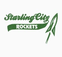 Starling City Rockets One Piece - Short Sleeve