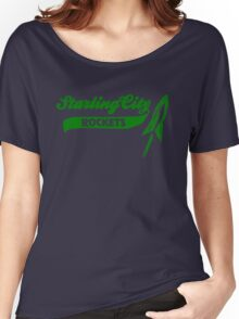Starling City Rockets Women's Relaxed Fit T-Shirt
