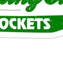Starling City Rockets Sticker