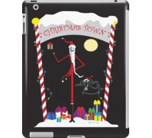 Jack the Sandy Claws iPad Case/Skin