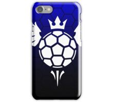 Aerial Blue iPhone Case/Skin