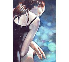Night Swimming Photographic Print