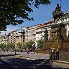 Prague 2011 161A by Priscilla Turner