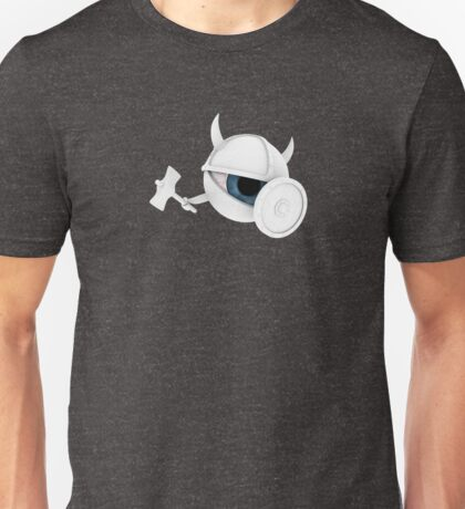 white vEYEking 2 Unisex T-Shirt