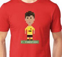 Pixel Hornets: F Forestieri Unisex T-Shirt