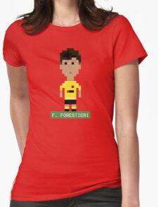 Pixel Hornets: F Forestieri Womens Fitted T-Shirt