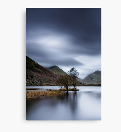 The Pass Brothers Water Canvas Print
