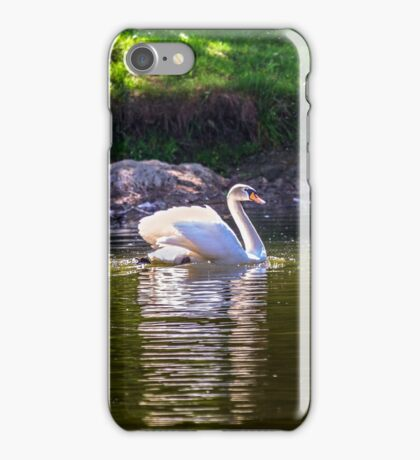 In the old park iPhone Case/Skin