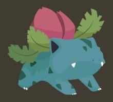 Ivysaur by cluper