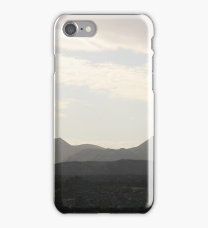 Timanfaya iPhone Case/Skin