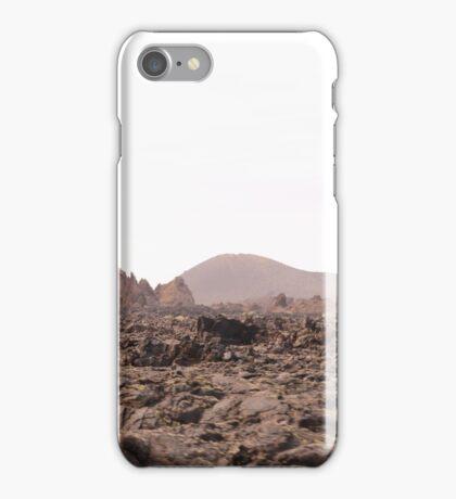 Mars on Earth iPhone Case/Skin