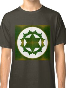 Ultimate Tranquility Abstract Chakra Art  Classic T-Shirt