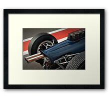Cooper T66 Framed Print
