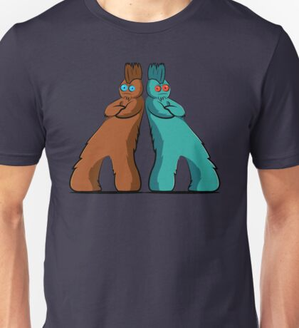 Furry and friend Unisex T-Shirt
