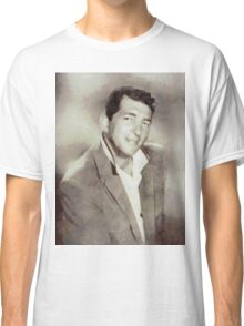 Dean Martin, Actor and Singer Classic T-Shirt