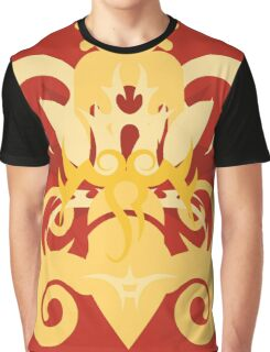 Abstraction One Osiris Graphic T-Shirt