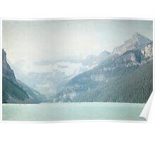 Lake Louise Calm - Alberta, Canada Poster