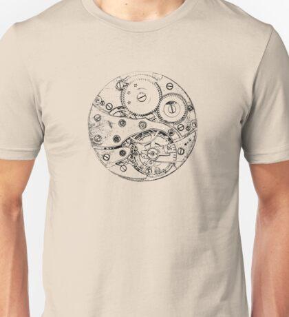 Watchwork mechanism Unisex T-Shirt