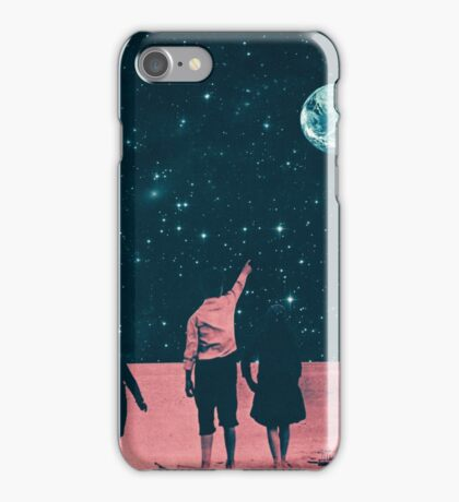Once Upon A Time on Mars or Children of Mars iPhone Case/Skin