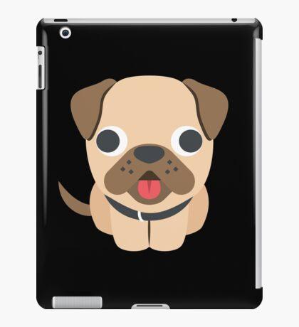 Cute Dog Pug Puppy Best Friend Love Happy iPad Case/Skin