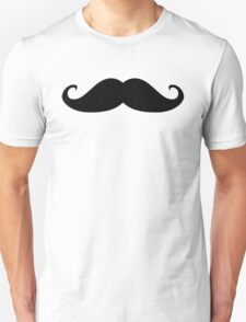 Moustache Movember T-Shirt
