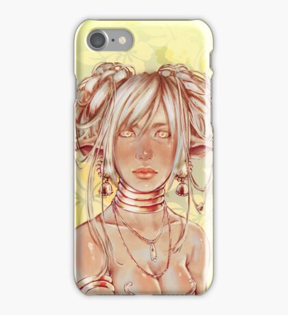 Mystic Elf iPhone Case/Skin