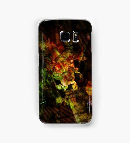 black summer Samsung Galaxy Case/Skin