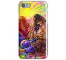 Meadows of heaven iPhone Case/Skin