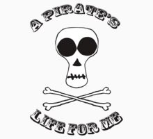A Pirate's Life For Me by sybilthorn