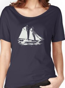 Sail Boat Sailing Women's Relaxed Fit T-Shirt