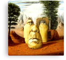 Borges/San Ambrosio  Canvas Print