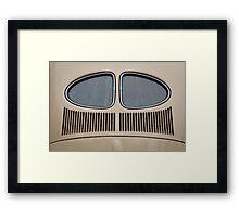 Split Window Volkswagen Framed Print