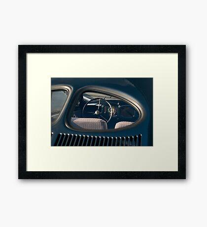 1947 Volkswagen Framed Print