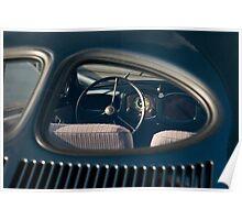 1947 Volkswagen Poster