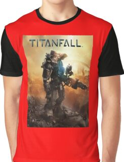 titanfall 2 games Graphic T-Shirt