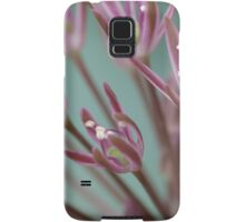 Purple Alpine in the Glasshouse at Kew Gardens Samsung Galaxy Case/Skin
