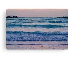 Ocean calls Canvas Print