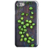 Actinidia iPhone Case/Skin