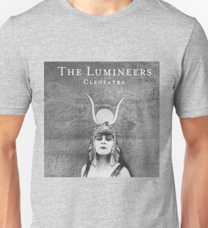 THE LUMINEERS - CLEOPATRA TOUR Unisex T-Shirt