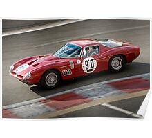 Bizzarrini 5300 GT Competizione Poster