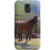 Wild Horse - Nature Photography Samsung Galaxy Case/Skin