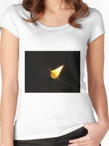 Turn on the light part 2 Women's Fitted Scoop T-Shirt
